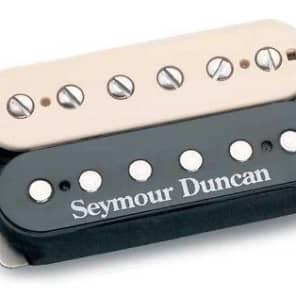 Seymour Duncan 11102-01 SH-2 Jazz Model Humbucker Guitar Neck Pickup (Zebra)