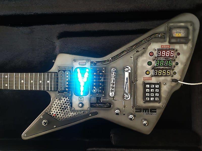 Martper Guitars - Explorer Custom Shop Left Hand - Back to the Future - 2021