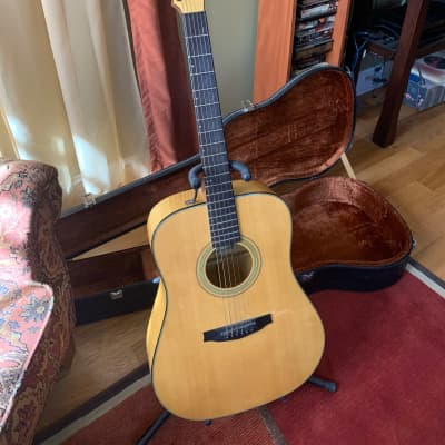 Ibanez Lone Star LS540AM 1986 Maple body with spruce top for sale
