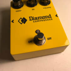 Diamond Pedal Compressor CPR-1