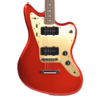 Squier Deluxe Jazzmaster ST RW Fingerboard Candy Apple Red image