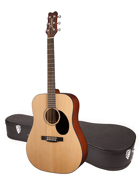 jasmine by takamine jd39 nat dreadnought acoustic guitar with reverb. Black Bedroom Furniture Sets. Home Design Ideas