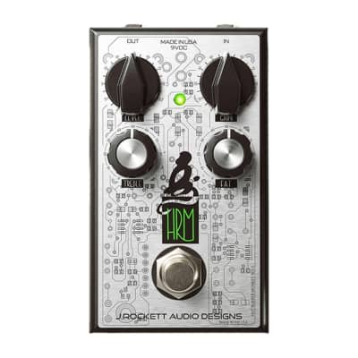 J. Rockett	HRM Hot Rubber Monkey Overdrive