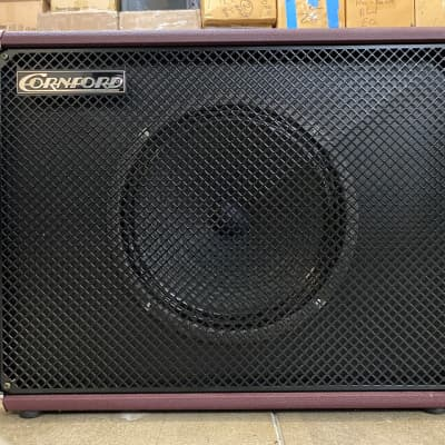 Martin Kidd Era NOS Cornford Hurricane 1x12 Combo with Footswitch - New in Factory Box . for sale