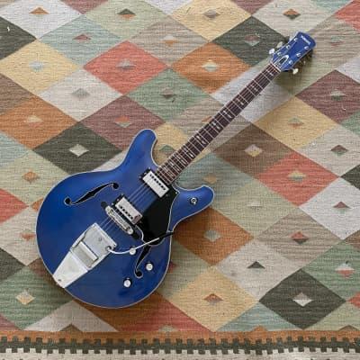 Yamaha SA-50 B Hollow Body 1968 - 1972