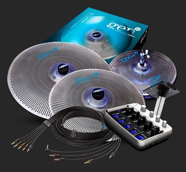 zildjian gen 16 480 cymbal pack g16aebs1 set brand new for reverb. Black Bedroom Furniture Sets. Home Design Ideas