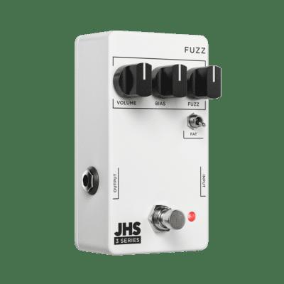 JHS 3 Series Fuzz 2021 White