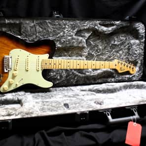 Fender  Fender Limited Edition Parallel Universe Strat-Tele Hybrid 2017 3-Color Sunburst w/OHSC for sale