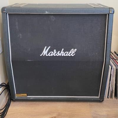 Marshall 1960A 4x12 Vintage Speaker Cabinet Black