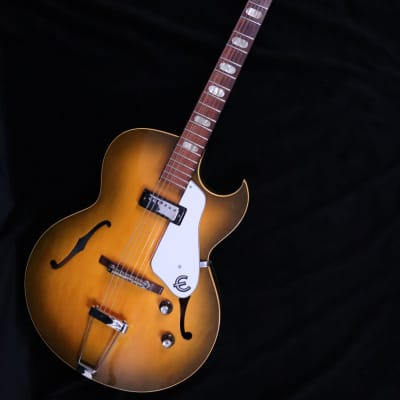 1966 Epiphone Sorrento - Royal Olive - Made in Kalamazoo - All Original for sale