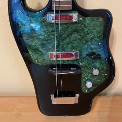 Tonika Bass Guitar USSR Soviet Vintage for sale
