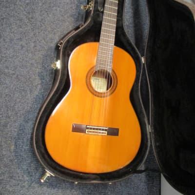 Yamaha G-231 w takamine hard case,great player! for sale