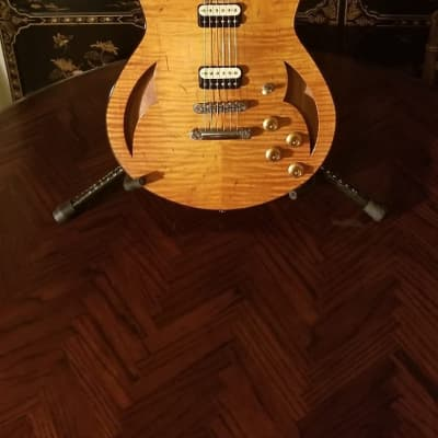 Marchione '59 Burst Semi-Hollow (FREE SHIPPING!) for sale