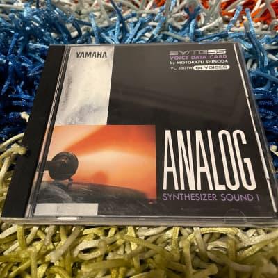 Yamaha SY/TG55 Analog Sound Card