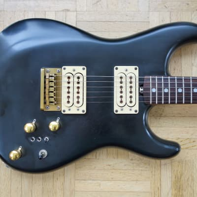 Camac (Eko) ST-style guitar ~1980 - rare Italian vintage for sale