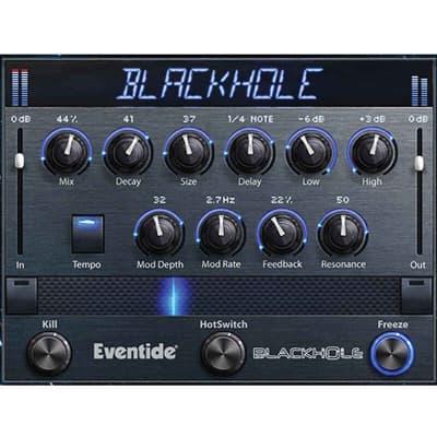 Eventide Blackhole Native AAX32/AU/VST Software (Download)