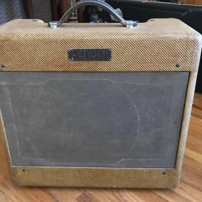 Fender Deluxe 1953