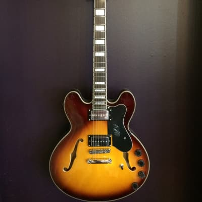 Giannini GSH-350 Sunburst for sale