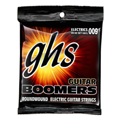 GHS Boomers Custom Light  Electric Strings  9-46 for sale
