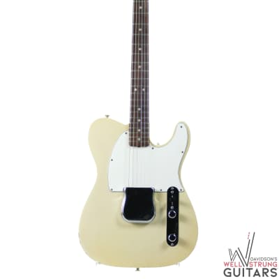 1966 Fender Esquire in Blond w/ OHSC for sale