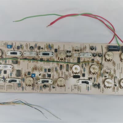 Moog Prodigy Main Board