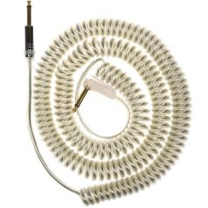 Vox VCC090SL Vintage Coiled Instrument/Guitar Cable - 9m