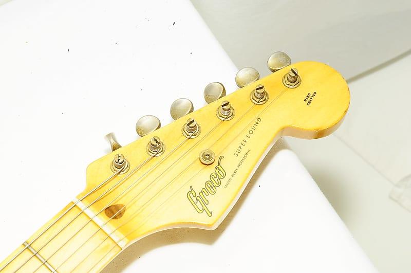 greco japan super sound wood electric guitar ref no 2523 reverb. Black Bedroom Furniture Sets. Home Design Ideas