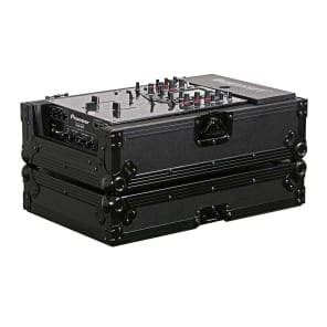 "Odyssey FZ12MIXBL Black Label Flight Zone 12"" DJ Mixer Case"