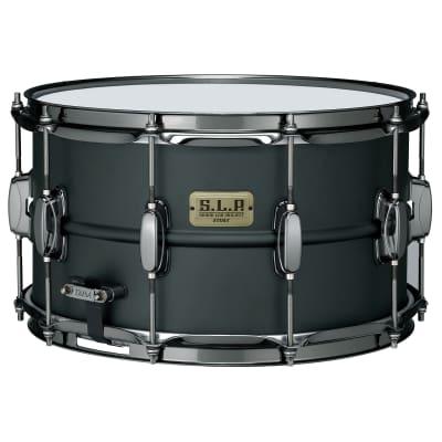"Tama LST148 8x14"" S.L.P. Series Big Black Steel Snare Drum"