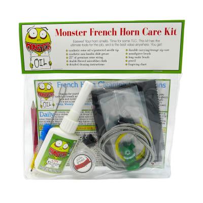 Monster Oil French Horn Cleaning Kit