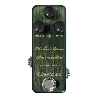 One Control Hookers-Green Bass for sale