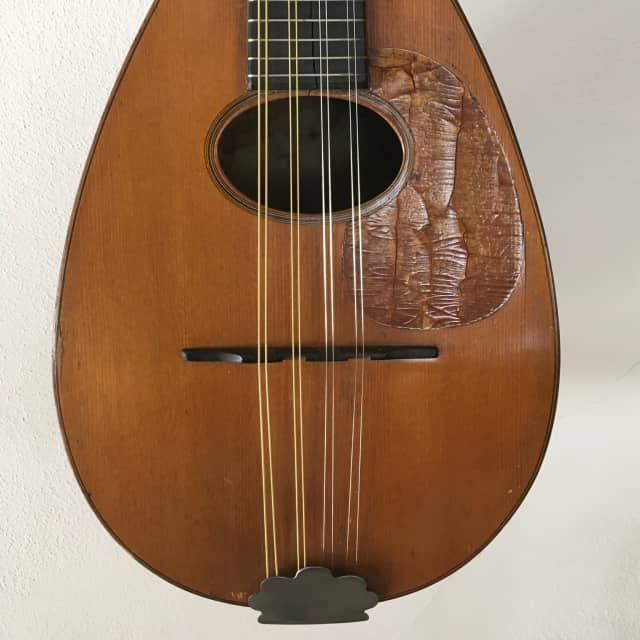 Martin Mandolin - Model 00 1922 Bowlback - Beautiful Honduran Mahogany - CHECK IT OUT!! image