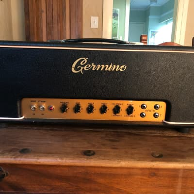 Germino Lead 55 2005 Black Low Serial Number MINT Authentic Plexi Tones! for sale