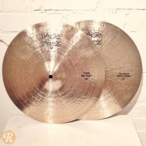 "Paiste 14"" Twenty Series Hi-Hat Cymbal (Bottom)"