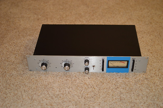 Hairball Audio Blue Stripe UA 1176 Compressor Clone