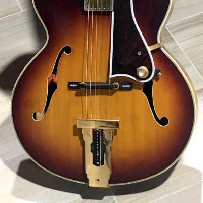 Gibson Johnny Smith 1961 Sunburst finish for sale