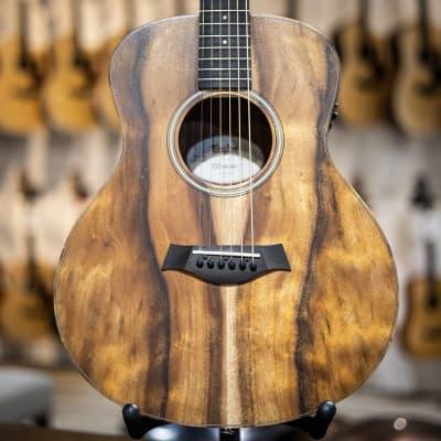 Taylor GS Mini-e Koa Left Handed Acoustic/Electric Guitar
