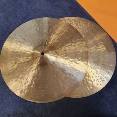 "Istanbul Agop 15"" 30th anniversary hihat 943gr top 1154gr bottom [VIDEO]"