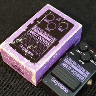 Guyatone PS-009 Multi Octaver w/ Original Box for sale