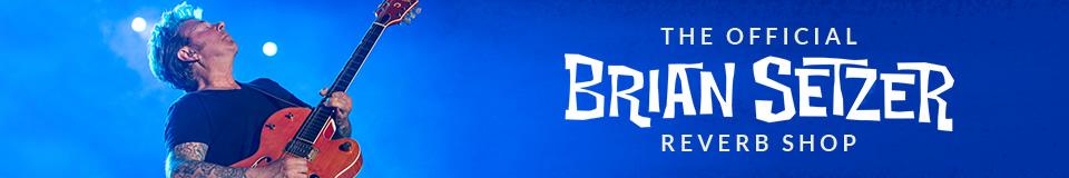 The Official Brian Setzer Reverb Shop