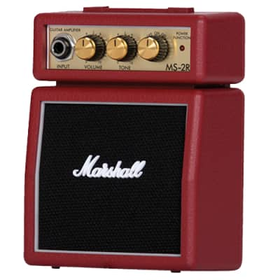 Marshall Micro Amp - Red for sale