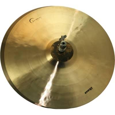 """Dream 14"""" EHH Energy Hi-Hat Cymbal Pair Natural"""