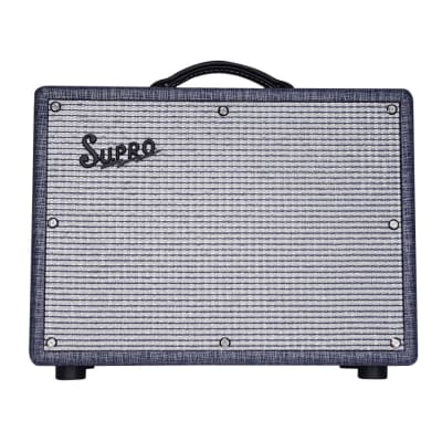 "Supro 1970RK Keeley Custom 25-Watt 1x10"" Guitar Combo"