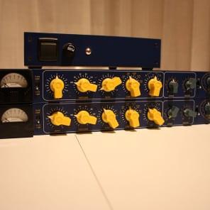 Chandler Limited Germanium Compressor Pair w/ PSU