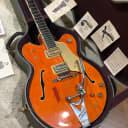 1964 Gretsh 6120 Chet Atkins Orange