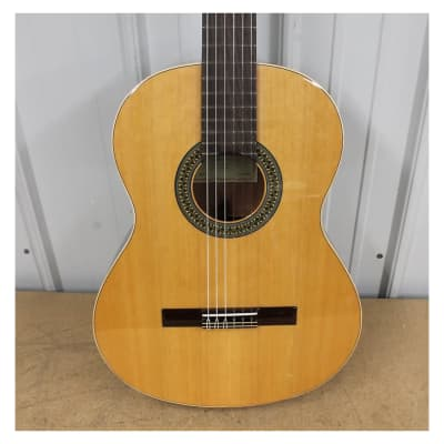 Alhambra 2C-US Classical Guitar with Solid Red Cedar Top
