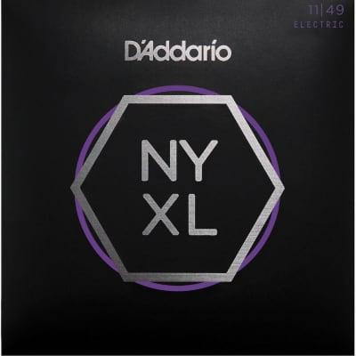 D'Addario NYXL Electric Strings - 11-49