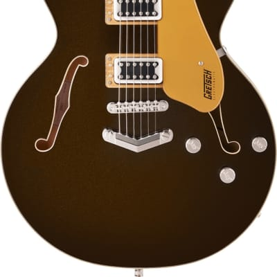 Gretsch G5622 Electromatic Center Block Double-Cut with V-Stoptail Black Gold