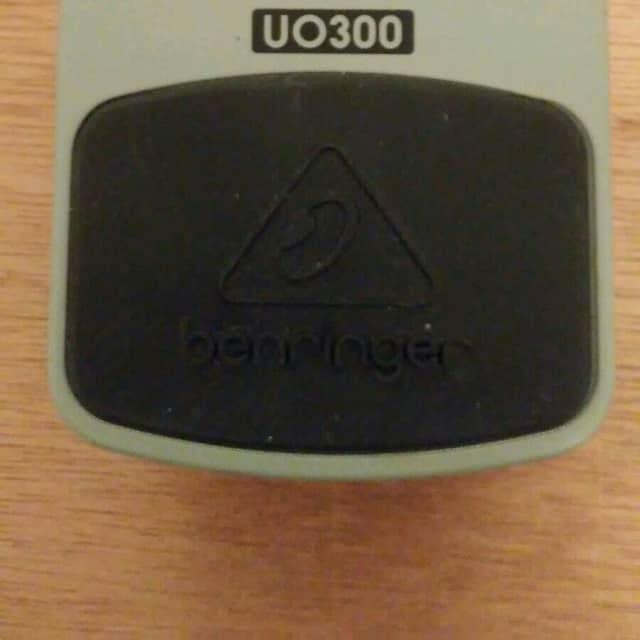 Behringer Ultra Octaver UO300  Grey image