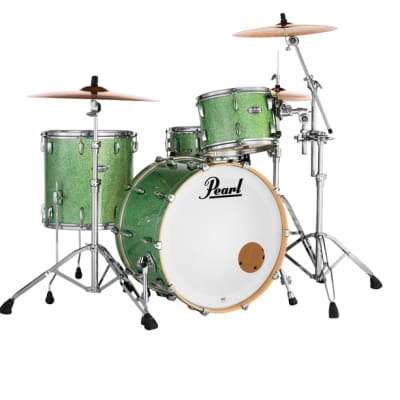 Pearl Masters Maple Complete 3-pc. Shell Pack MCT943XP/C348 ABSINTHE SPARKLE